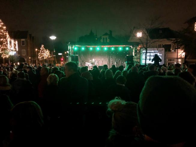 Amstelveen maakt zich op voor Kerstsamenzang