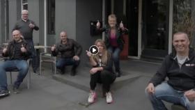Gezamenlijke videoboodschap van ondernemers Oude Dorp Amstelveen