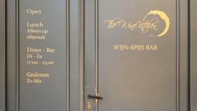 The WineKitchen Classic blijft gesloten: welkom bij At Sea & At Home