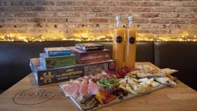 Winnaars food- en spellenbox van Gusto & The Gamekeeper