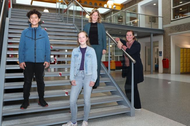 Keizer Karel College: Ruimte voor eigen keuzes en talenten