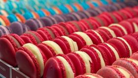 Moederdagtip: overheerlijke macarons van ijssalon Gia Gelato