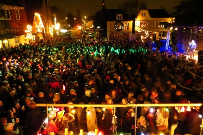 Financiële injectie voor kerstsamenzang Oude Dorp