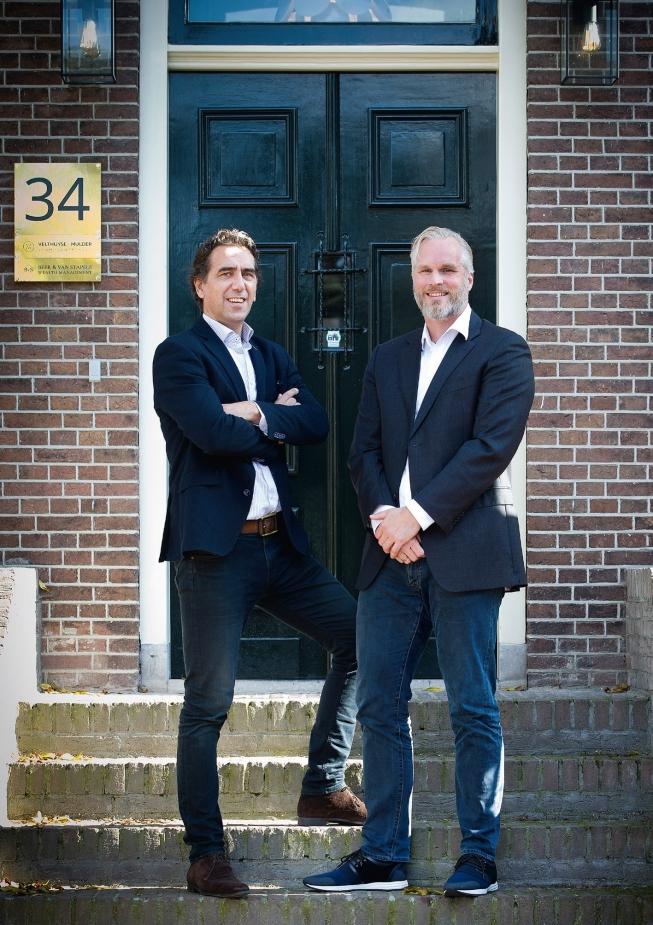 Velthuyse · Mulder: 'We voelen ons thuis in Amstelveen'